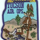 U.S. Customs Tucson Arizona Air Operations Helicopter Patch