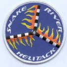 Snake River Idaho BLM USFS Helitack Crew Fire Patch