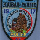 Kaibab Paiute Arizona Tribal Police Patch