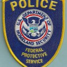 Federal Protective Service-Department of Homeland Security Police Patch
