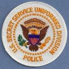 UNITED STATES SECRET SERVICE UNIFORM DIVISION PATCH