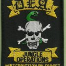 DEA Jungle Operations Police Patch