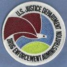 DEA Drug Enforcement Administration Police Patch