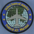 United States Federal Air Marshal Police Patch