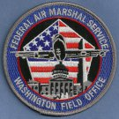 Federal Air Marshal Washington D.C. Field Office Police Patch