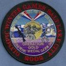 FBI Salt Lake City 2002 Winter Olympics Joint Task Force Patch