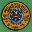 United States Marshal Philadelphia Fugitive Task Force Police Patch