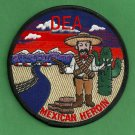 DEA Mexican Heroin Police Patch