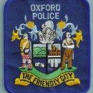 Oxford Alabama Police Patch