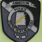 Anniston Alabama Police SRT Patch