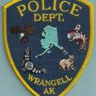 Wrangell Alaska Police Patch