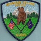 Mountain Village Alaska Police Patch