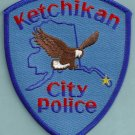 Ketchikan Alaska Police Patch