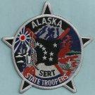 Alaska State Trooper Police SERT Patch