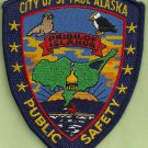 St. Paul Alaska Public Safety Police Patch