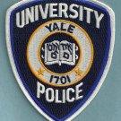Yale University Connecticut Police Patch