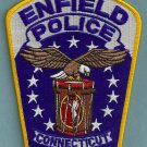 Enfield Connecticut Police Patch