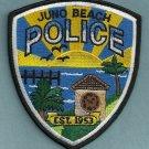 Juno Beach Florida Police Patch