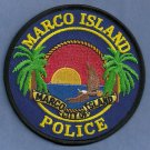 Marco Island Florida Police Patch