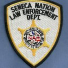 Seneca Nation New York Tribal Police Patch