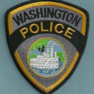 Washington Louisiana Police Patch