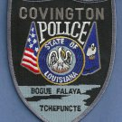 Covington Louisiana Police Patch