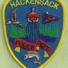 Hackensack Minnesota Police Patch