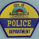 Barnesville Minnesota Police Patch