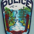 Jordan Minnesota Police Patch