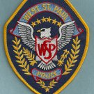West St. Paul Minnesota Police Patch
