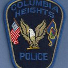 Columbia Heights Minnesota Police Patch