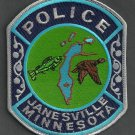 Janesville Minnesota Police Patch