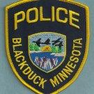 Black Duck Minnesota Police Patch