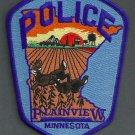 Plainview Minnesota Police Patch