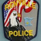 Renville Minnesota Police Patch