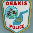 Osakis Minnesota Police Patch