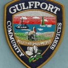Gulfport Mississippi Police Patch