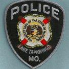 Lake Tapawingo Missouri Police Patch