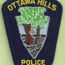 Ottawa Hills Ohio Police Patch