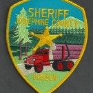 Josephine County Sheriff Oregon Police Patch