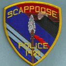 Scappoose Oregon Police Patch