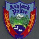 Ashland Oregon Police Patch