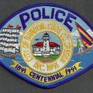Bandon Oregon Police Millennium Patch