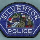 Silverton Oregon Police Patch