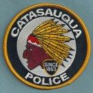 Catasauqua Pennsylvania Police Patch