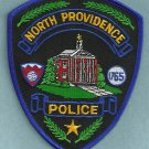 North Providence Island Police Patch