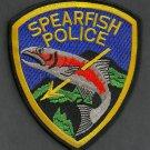 Spearfish South Dakota Police Patch