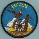 Miller South Dakota Police Patch
