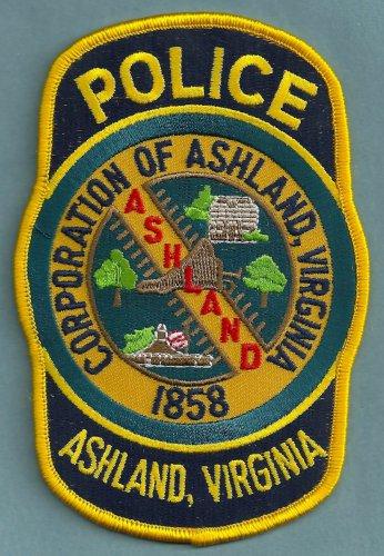 Ashland Virginia Police Patch