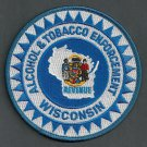 Wisconsin Alcohol & Tobacco Enforcement Police Patch
